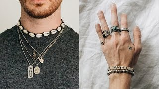 MY JEWELRY COLLECTION + Where To Shop For Jewelry // Imdrewscott