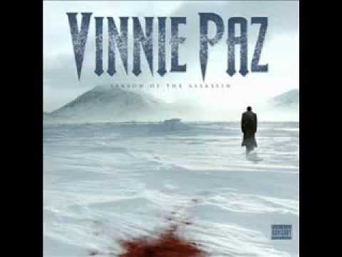 Vinnie Paz - Washed In The Blood Of The Lamb