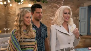 11 NEW Mamma Mia! 2 Here We Go Again CLIPS & SONGS + Trailers