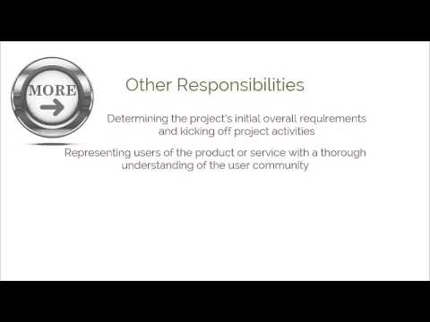 Become a Scrum Product owner with Scrumstudy - YouTube