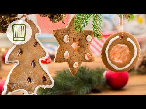 Baumschmuck aus Lebkuchen by chefkoch.de
