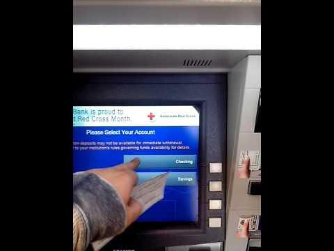 td bank cash deposit atm