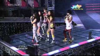4Minute - Hot issue (Remix Version) (on MB 140809)