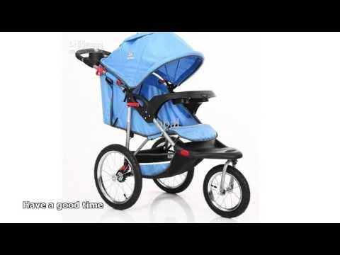 3 wheel baby strollers