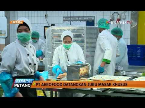 Video Makanan Khas Indonesia Disajikan Untuk Raja Salman