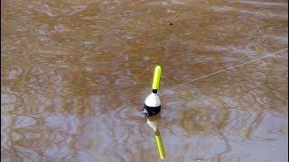 Удочка для ловли рыбы на речке