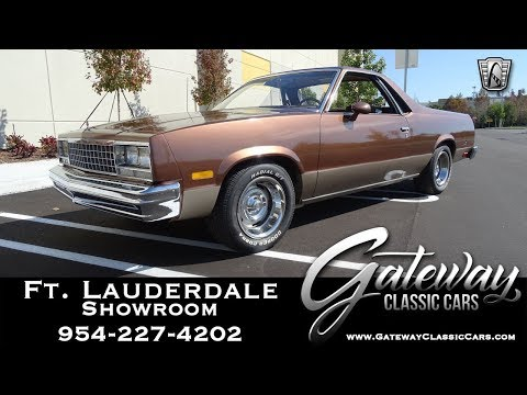 1984 Chevrolet El Camino (CC-1423955) for sale in O'Fallon, Illinois