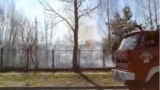 preview picture of video 'Ochotnicza Straż Pożarna w Porębie'