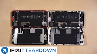 Apple iPhone SE (2020) Teardown: Not Just an iPhone 8 with iPhone 11 Brains