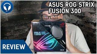 ASUS ROG STRIX FUSION 300 [Hardware Review] - Das 7.1 Gaming Headset (deutsch)