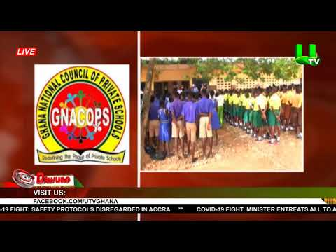 222 private schools collapse in Ghana