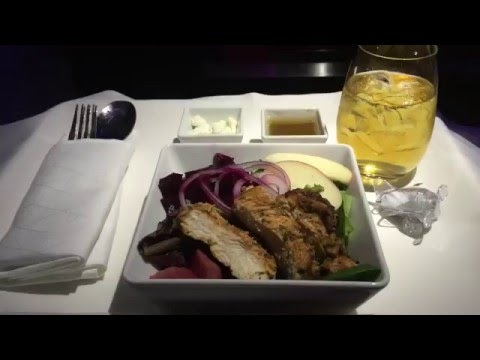 FIRST CLASS ON VIRGIN ATLANTIC! | Airline Seat: Reviews of