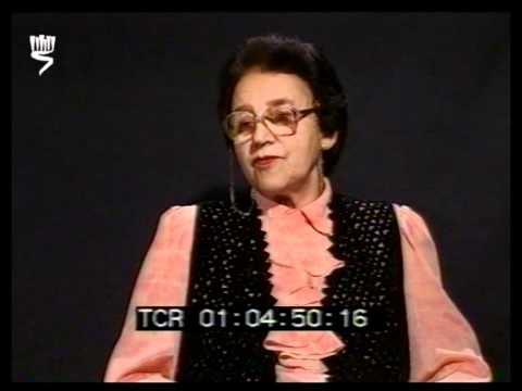 Lilly Sadigurski: Deportation der rumänischen Juden nach Transnistrien