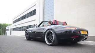 BMW Z8 AC Schnitzer - Drive and Hard Acceleration