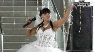 Рэп на свадьбе!