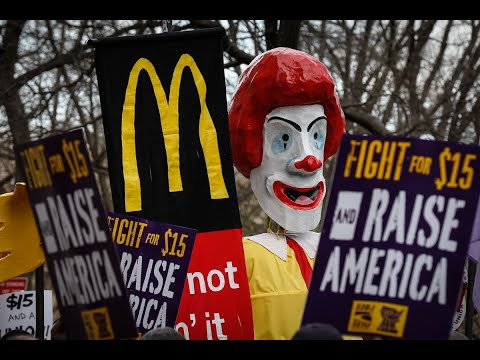 SHOCK: Corporations ADMIT Privately $15 Min Wage Is Good!