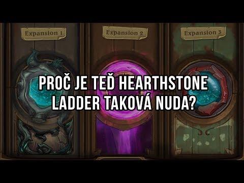 Proč je teď Hearthstone ladder taková nuda?