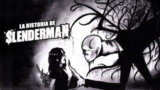 ¿Quién es SLENDER-MAN? | La historia de la pesadilla del monstruo del Internet
