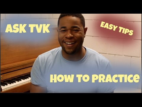 Helpful video I made on how to practice more effectively