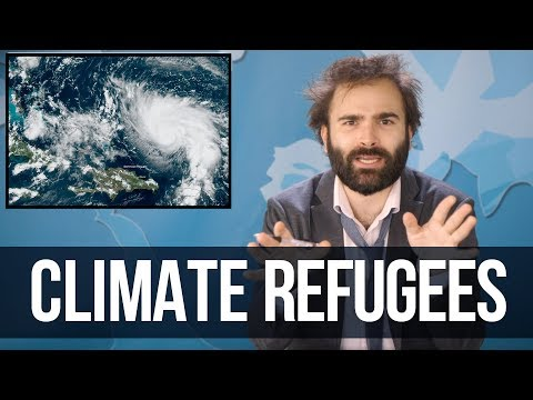 Climate Refugees - SOME MORE NEWS