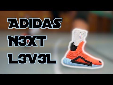 Adidas N3XT L3V3L - Keine Schnürsenkel - Kein Problem