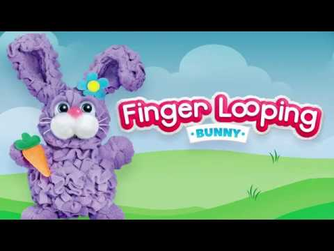 Finger Looping  -  Bunny