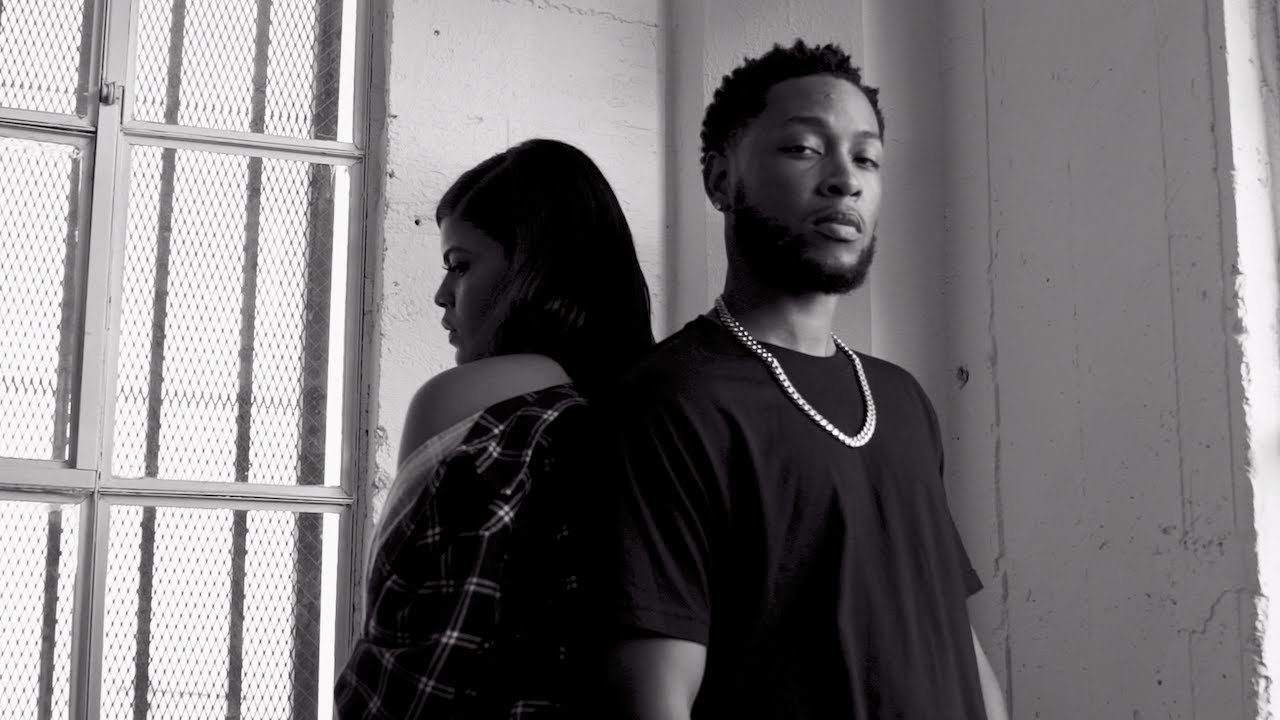 Jacob Latimore & Toni Romiti - Live What You Say-video (Official Music Video)