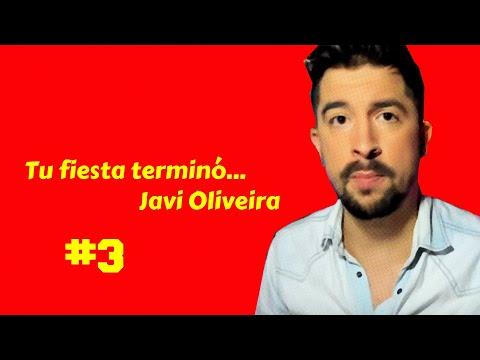 JaviOliveira's party over #3: Su papel de victima
