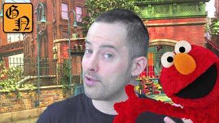 Going Native - How to Learn English Like Kids with Elmo and Sesame Street - EnglishAnyone.com