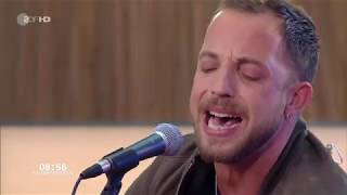 James Morrison   You Give Me Something  My Love Goes On (ZDF Morgenmagazin   2019 04 12)