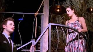 GLEE (Kurt/Rachel) - For Good: from Wicked (Video)