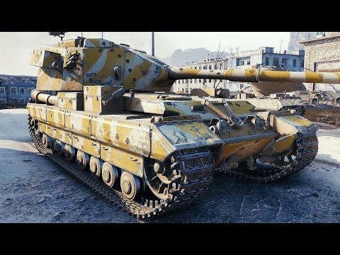 FV215b (183) - KING OF THE TROLLS - World of Tanks Gameplay