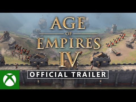 Age of Empires IV :  Age of Empires IV - Official Gameplay Trailer - Xbox & Bethesda Games Showcase 2021