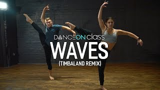 Dean Lewis   Waves (Timbaland Remix) | Erica Klein Dance Class