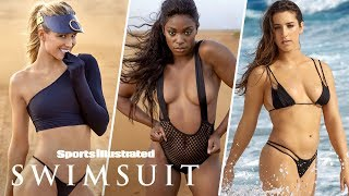 Aly Raisman, Sloane Stephens & More Sexy Athletes | 2018 Compilation | Sports Illustrated Swimsuit