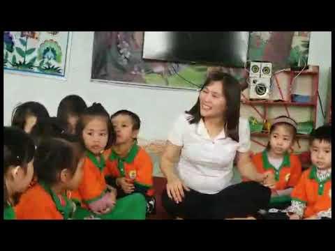 video cảm xúc buồn vui trường MN Đông Trà