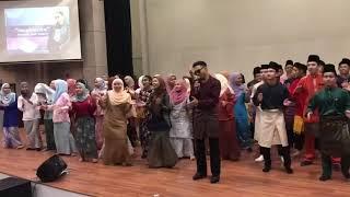 Hael Husaini (live)   HAJAT (Sekolah Seni Malaysia Johor)