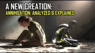 Annihilation (2018) Analyzed And Ending Explained
