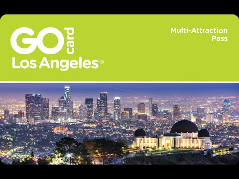 Go Los Angeles® Card – Things to Do in Los Angeles on Vacation