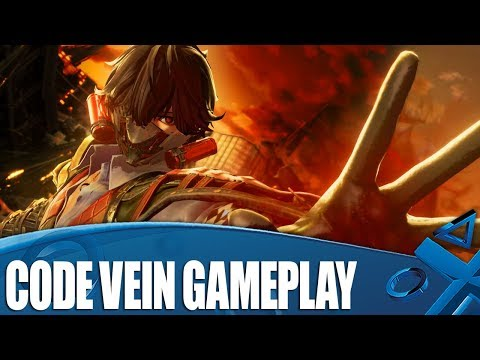 Code Vein – New Gameplay and Invading Executioner Boss Battle
