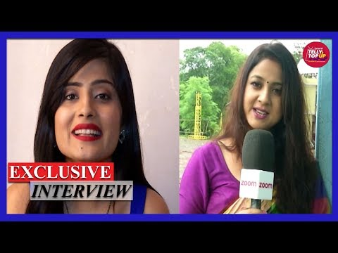 Vaishali Takkar AKA Anjali On How Simar Breaks All Ties With Her |  Exclusive