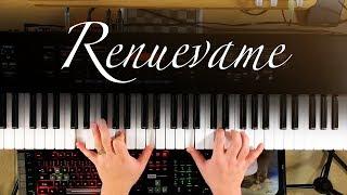 Renuevame - Piano Tutorial