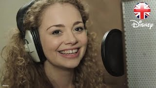 DISNEY HEALTHY LIVING | Carrie Fletcher Sings 'Let's Go Fly a Kite' | Official Disney UK