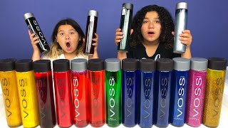 Download Video Don't Choose the Wrong Water Bottle Slime Challenge MP3 3GP MP4