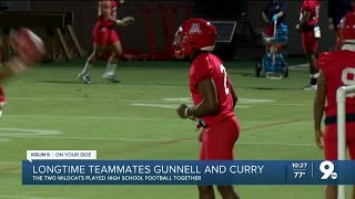 Grant Gunnell and Boobie Curry set to take their connection to Arizona