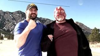 Big Van Vader Full Career Shoot Interview