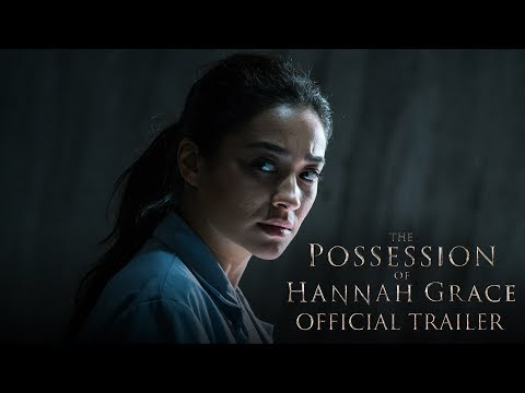 THE POSSESSION OF HANNAH GRACE TRAILER| Shay Mitchell