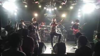 ARCH ENEMY - Beast Of Man (cover band) 中央大学HEATWAVE