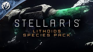 Stellaris: Lithoids Species Pack Youtube Video