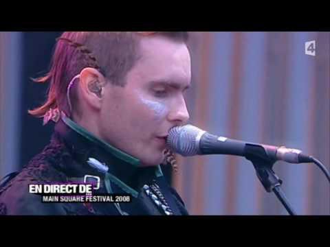 Sigur Ros - Gobbledigook (Live Main Square Festival)
